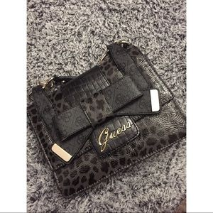 Guess Laurita Half Flap Handbag